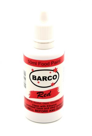 BRONZE Food Paint Quick Dry 50ml – BarcoMoulds.com
